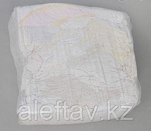 Ветошь белая, фланелевая, 10кг, фото 2