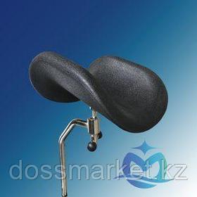 Комплект опор для ног по Геппелю (для КГ, КА, Операционных столов) (2 шт. в сборе, интегральный ППУ)