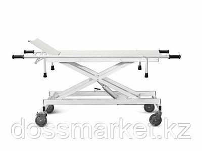 Тележки для перевозки больных с фиксированной высотой