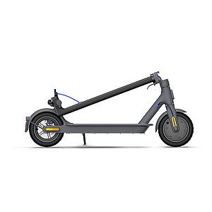 Электросамокат Xiaomi Mi Electric Scooter 3 Чёрный
