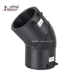 Отвод электросварной  45*   110 мм