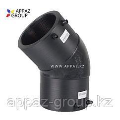 Отвод электросварной  45*  160 мм