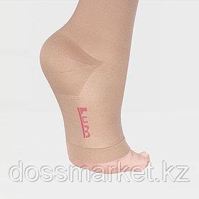 ID-330 Компрессионный моночулок, универсальный, с открытым носком