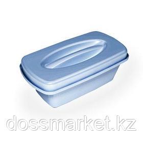 КДС-0,1,Контейнер полимерный с перфорированным поддоном и крышкой для предстерилизационной очистки,х
