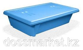 КДС-20,Контейнер полимерный с перфорированным поддоном и крышкой для предстерилизационной очистки,х