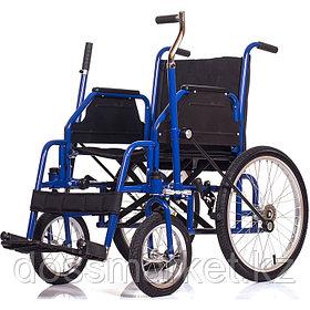 Кресло-коляска с двуручным рычажным приводом Ortonika Base 145