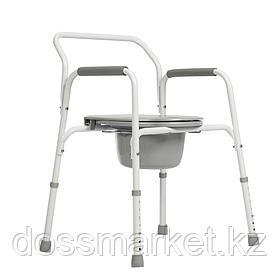 """Кресло-стул инвалидное с санитарным оснащением """"Ortonica"""" ТУ 1 (нескладной)"""