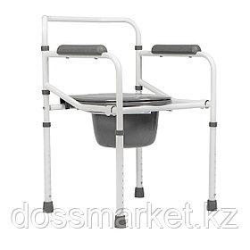 """Кресло-стул инвалидное с санитарным оснащением """"Ortonica"""" ТУ 7 (складной)"""