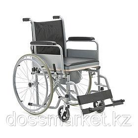 """Кресло-коляска для инвалидов FS 682 """"Armed"""" (с санитарным оснащением)"""