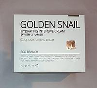 Крем для лица Season Cream Golden snail, Eco branch, 100 мл