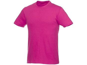 Мужская футболка Heros с коротким рукавом, розовый