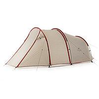 Палатка 2-местная NatureHike Could Tourer 2 NH19ZP013 серая, фото 1
