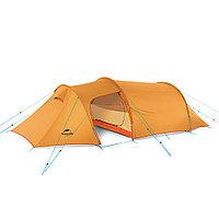 Палатка 3-местная Naturehike Opalus 3 NH17L001-L оранжевая