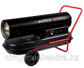 Дизельная пушка A-7000DH (70 кВт) Alteco