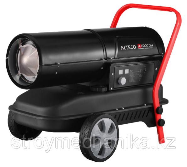 Нагреватель на жидком топливе (дизельная пушка) A-6000DH (50 кВт) Alteco