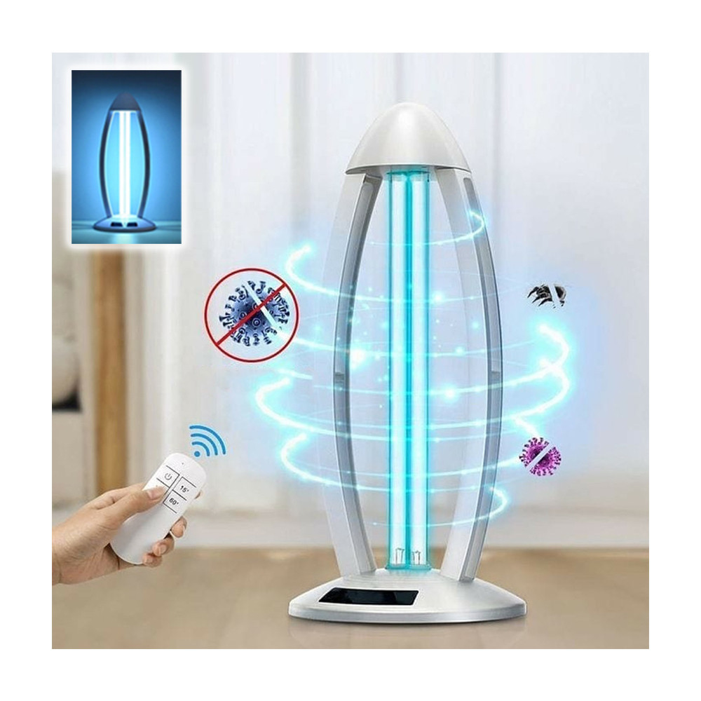 Бактерицидная ультрафиолетовая лампа настольная