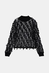 Zara Женская блуза-А4