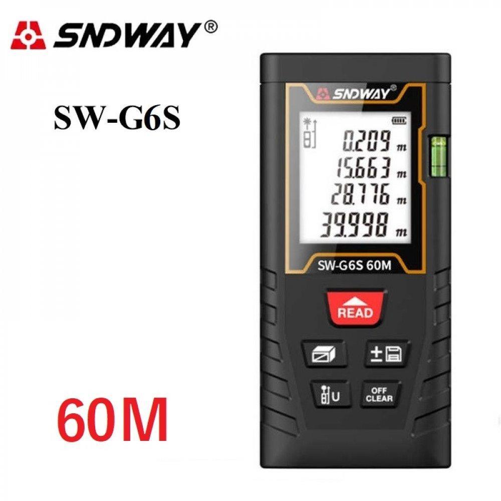 Лазерный дальномер Sndway SW-G6S 60 метров