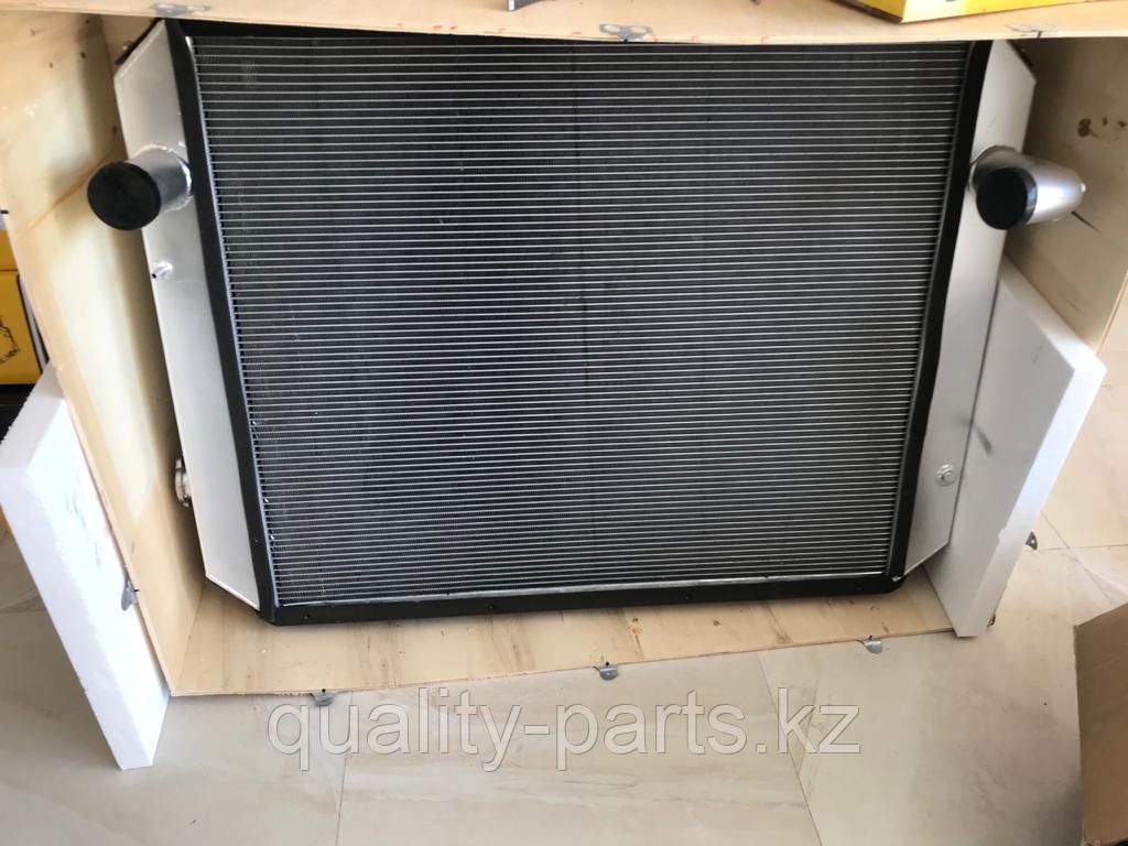Радиатор на гусеничный экскаватор Hyundai R210LC-7.