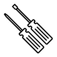 Отвертки и биты USAG