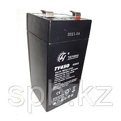 Аккумуляторная батарея 4V5Ah