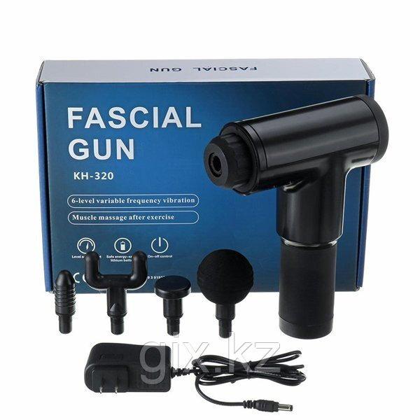 Массажер ударный Fascial Gun KH-320