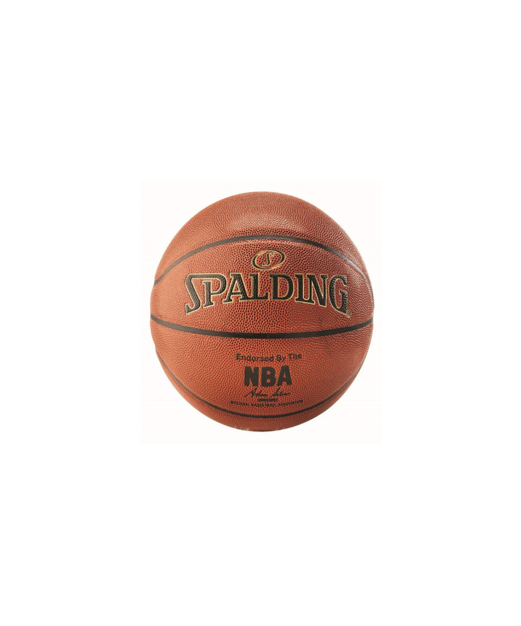 Мяч баскетбольный NBA Gold Ser I/O, Spalding