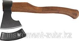 Топор кованый, деревянная рукоятка Викинг-Премиум 600 г. Ижсталь-ТНП