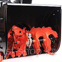 Снегоуборщик бензиновый (6.5 л.с.   62 см) PRO 655 E самоходный, фото 2