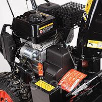 Снегоуборщик бензиновый (6.5 л.с.   62 см) PRO 655 E самоходный, фото 4