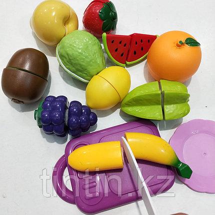 Разрезаемый фрукты на липучках - 10шт, фото 2