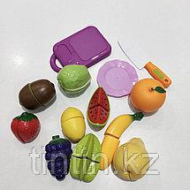 Разрезаемый фрукты на липучках - 10шт, фото 3