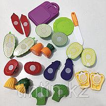 Разрезаемый овощи на липучках - 10шт, фото 3