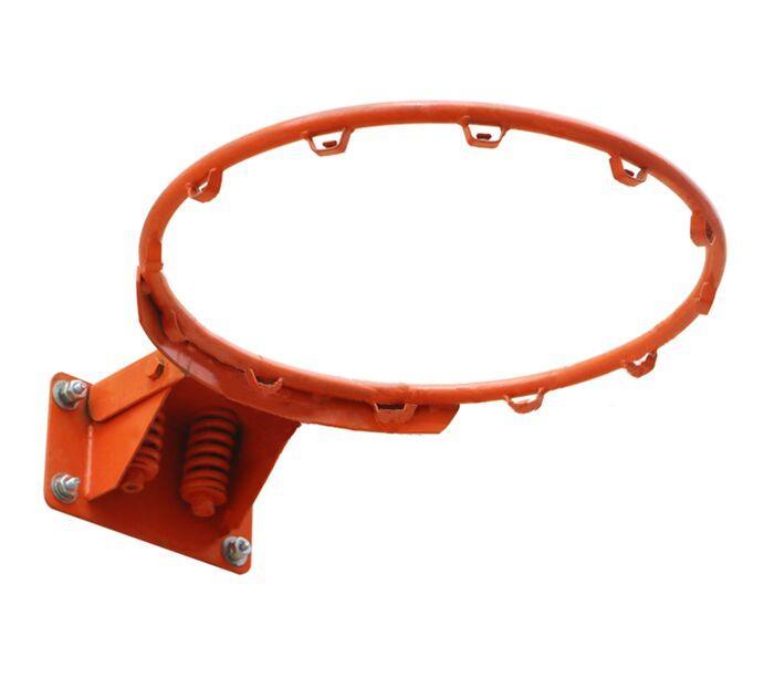 Кольцо баскетбольное с амортизатором металл