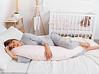 Подушка для беременных, pink (Happy Baby, Великобритания-Россия)