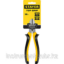 """Бокорезы """"TopGrip"""", 180мм, STAYER"""