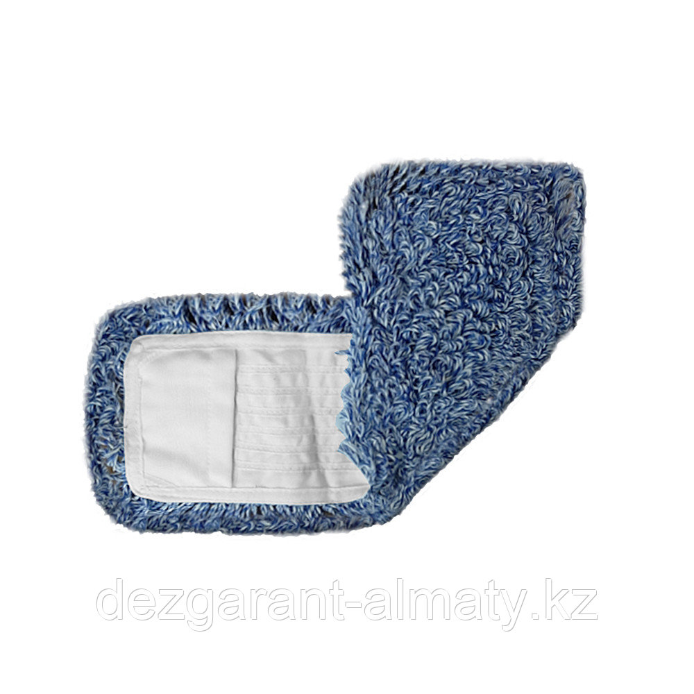 Моп Cotton Tafting 50 см бело-голубой