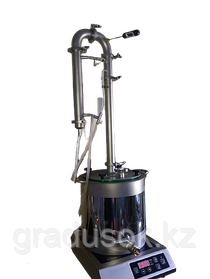 """Набор """"Стиллмен 400"""" Куб 21л Плита индукционная gastrorag 3.5 кВт."""