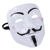 Маска Гая Фокса карнавальная маска с подкладками Анонимус