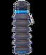 Бутылка для воды с карабином, складная  Starfit, фото 3
