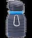 Бутылка для воды с карабином, складная  Starfit, фото 5