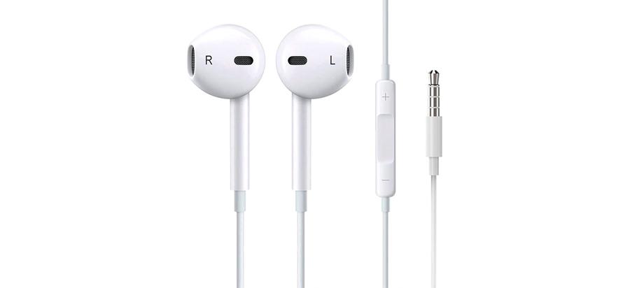 НАУШНИКИ APPLE EARPODS 3.5MM (WHITE)