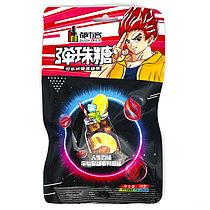 Супер кислые Аниме Конфеты Dushike со вкусом газировки Колы КРАСНЫЙ 24гр (20 шт в упаковке)