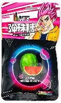 Супер кислые Аниме Конфеты Dushike со вкусом Арбуза РОЗОВЫЕ 24гр (20 шт в упаковке)