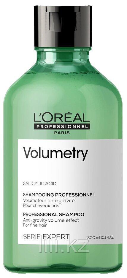 Шампунь для придания объема тонким волосам Loreal Professional Volumetry 300 мл.