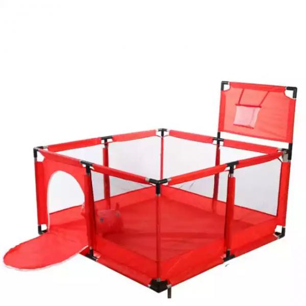 Манеж детский большой игровой 126 х 126 см. Сухой бассейн.