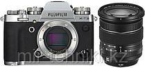 FUJIFILM X-T3 Kit 16-80mm F/4 R LM OIS Silver
