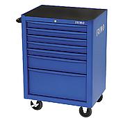 Инструментальная тележка с 6 ящиками (с ложементами с 206 предметами) Irimo