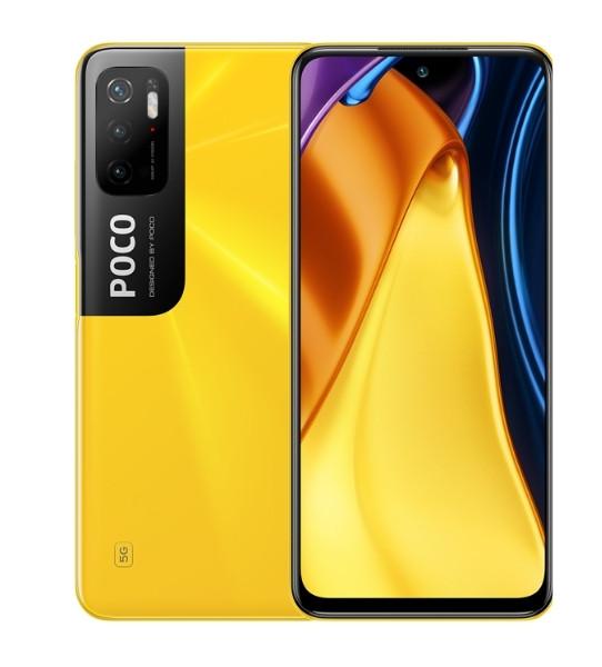 POCO M3 Pro 5G 4/64GB Yellow
