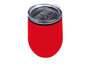 Термокружка Pot 330мл, красный